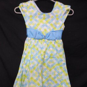 JONA MICHELLE, size 7, spring and summer dress